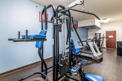 Fitness Facility | Comfort Suites South