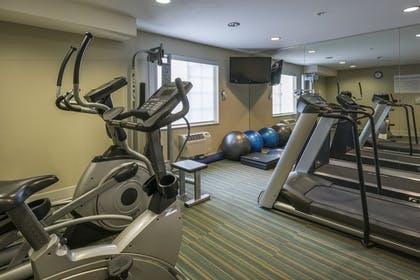 Fitness Facility | Holiday Inn Express Hotel & Suites Livermore