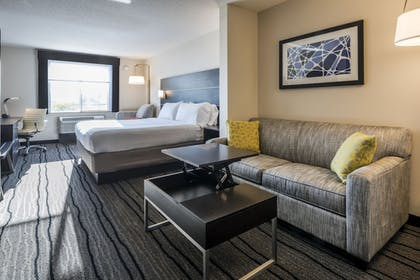 Guestroom | Holiday Inn Express Hotel & Suites Livermore