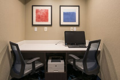 Business Center | Holiday Inn Express Hotel & Suites Livermore