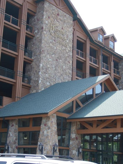 Hotel Front | Westgate Branson Woods Resort and Cabins