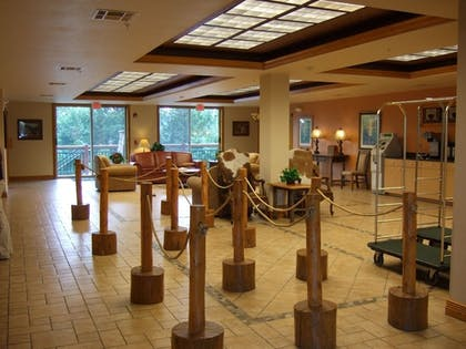 Lobby | Westgate Branson Woods Resort and Cabins