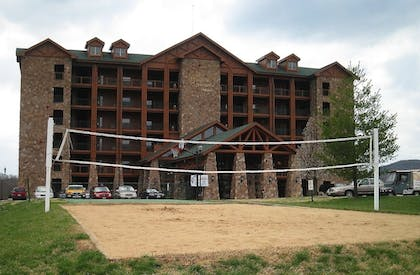 Sports Facility | Westgate Branson Woods Resort and Cabins