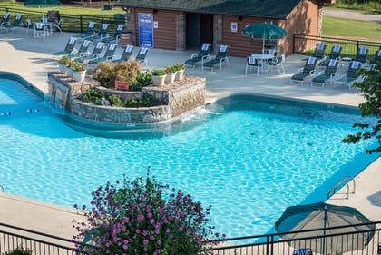 Pool | Westgate Branson Woods Resort and Cabins