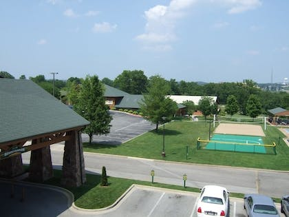 Property Grounds | Westgate Branson Woods Resort and Cabins