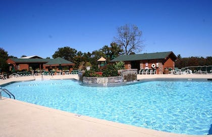 Outdoor Pool | Westgate Branson Woods Resort and Cabins