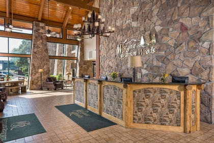Reception | Westgate Branson Woods Resort and Cabins