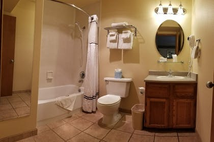 Bathroom | Friday Harbor Suites