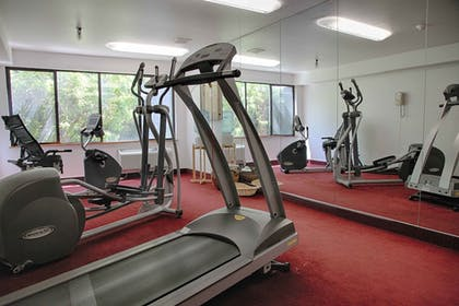 Fitness Facility | Friday Harbor Suites