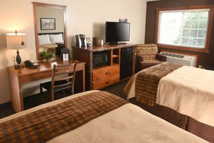 In-Room Amenity | Stoney Creek Hotel & Conference Center Wausau