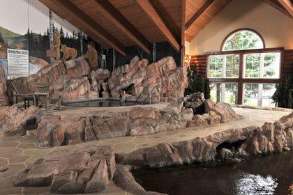 Indoor Spa Tub | Stoney Creek Hotel & Conference Center Wausau