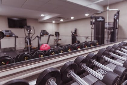 Fitness Facility | The Parkview Hotel, BW Premier Collection