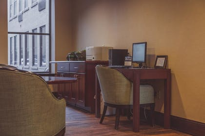Business Center | The Parkview Hotel, BW Premier Collection