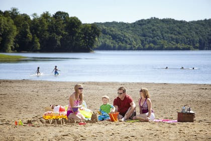Beach | Salt Fork Lodge and Conference Center