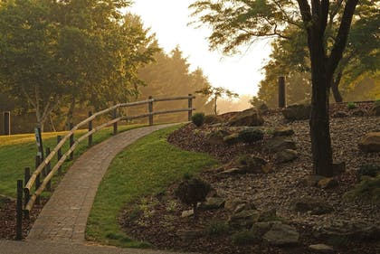 Property Grounds | Salt Fork Lodge and Conference Center