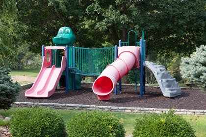 Childrens Play Area - Outdoor | Salt Fork Lodge and Conference Center