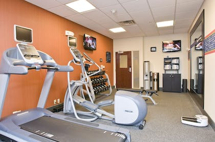 Gym | Hampton Inn & Suites Cincinnati-Union Center