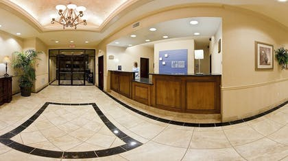 Reception | Holiday Inn Express Hotel & Suites Conroe I-45 North