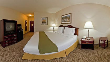 Guestroom | Holiday Inn Express Hotel & Suites Conroe I-45 North