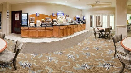 Breakfast Area | Holiday Inn Express Hotel & Suites Conroe I-45 North