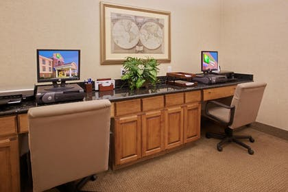 Business Center | Holiday Inn Express Hotel & Suites Conroe I-45 North