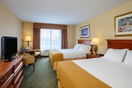 Guestroom | Holiday Inn Express Hotel & Suites Chester