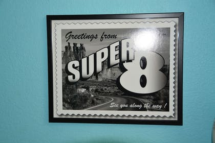 | 1 King Bed, Studio Suite, Non-Smoking | Super 8 by Wyndham Austin/Airport South