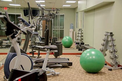 Fitness Facility | Best Western Plus Sandusky Hotel & Suites