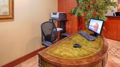 Business Center | Best Western Plus Sandusky Hotel & Suites