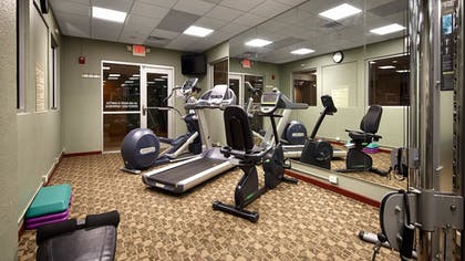 Gym | Best Western Plus Sandusky Hotel & Suites