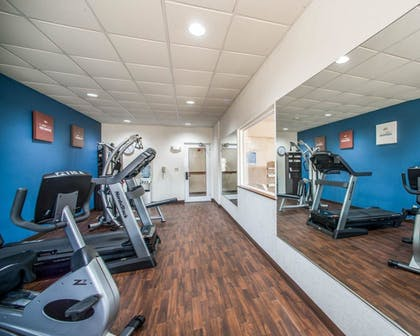 Fitness Facility | Comfort Suites Columbia - University Area