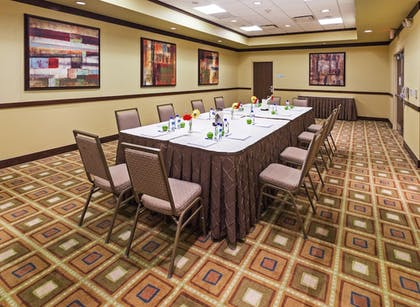 Meeting Facility   Holiday Inn Express Hotel & Suites Fort Worth Downtown