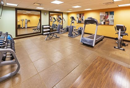 Fitness Facility   Holiday Inn Express Hotel & Suites Fort Worth Downtown