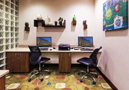 Business Center   Holiday Inn Express Hotel & Suites Fort Worth Downtown