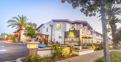 Hotel Front | Lemon Tree Hotel & Suites Anaheim