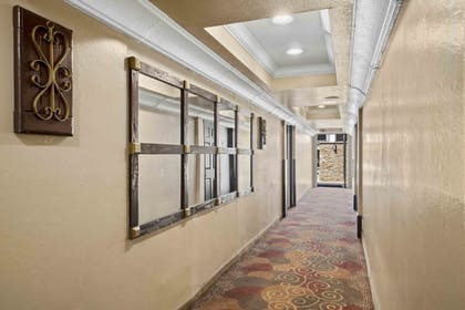 Hallway | Lemon Tree Hotel & Suites Anaheim
