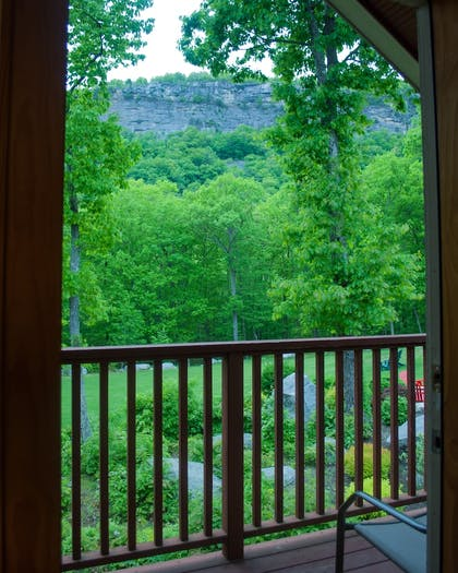 Guestroom View | Minnewaska Lodge