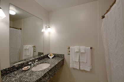 Bathroom | Minnewaska Lodge