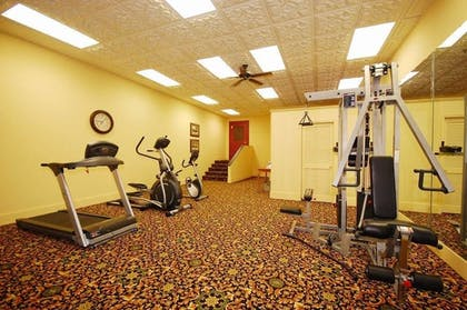 Fitness Facility | Best Western Plus Windsor Hotel