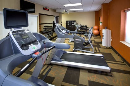 Sports Facility | Courtyard by Marriott Boston-South Boston