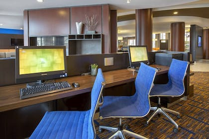 Business Center | Courtyard by Marriott Boston-South Boston