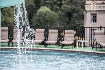 Pool Waterfall | Arlington Resort Hotel and Spa