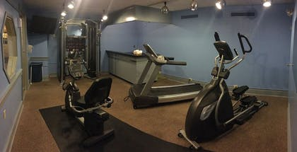 Fitness Facility | Arlington Resort Hotel and Spa