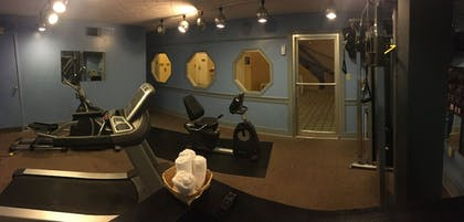 Gym | Arlington Resort Hotel and Spa