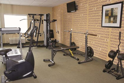 Fitness Facility | La Quinta Inn & Suites by Wyndham Kerrville