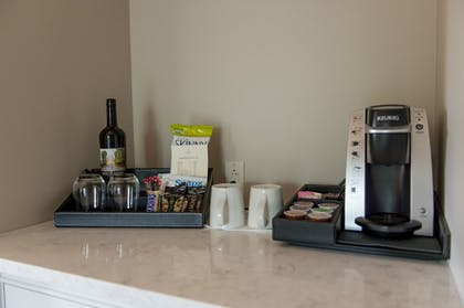 Coffee and/or Coffee Maker   The Bedford Village Inn