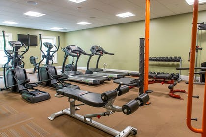 Fitness Facility   The Bedford Village Inn