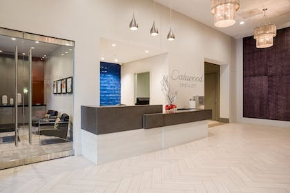 Check-in/Check-out Kiosk | Oakwood Crystal City