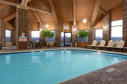 Indoor Pool | Baymont by Wyndham Pinedale