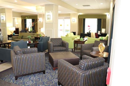 Lobby | Holiday Inn Express Hotel & Suites Clearwater/Us 19 N